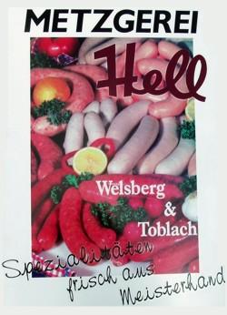 Metzgerei Hell Toblach & Welsberg