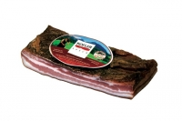 Belly bacon smoked portioned vac. appr. 340 gr. - Kofler Delicatessen