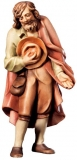 Sheperd with hat Nativity Raffaello - Dolfi Sculptures