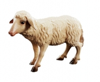 Standing sheep Nativity Matteo - Dolfi Wood Carvings