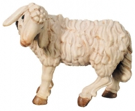 Standing sheep Nativity Matteo - Dolfi Sculptures