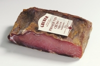 South Tyrolean Alpine ham approx. 400 gr. - butchery Gruber