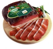 South Tyrolean bacon Senfter G.G.A. 1/4 approx. 1.2 kg.