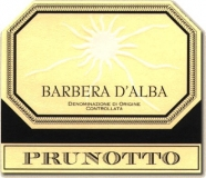 Barbera D'Alba DOC - 2016 - Alfredo Prunotto