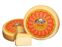 Fontal Cheese Alpine Dairy Three Peaks approx. 500 gr.