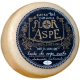 Cured Sheep Cheese - Cheese of the Pyrenees app. 3,0 kg - Flor del Aspe