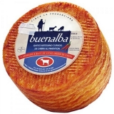 Cured Goat Cheese 'Paprika' app. 3,2 kg. - Buenalba