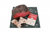 South Tyrolean venison raw ham Villgrater approx. 500 gr.