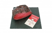 South Tyrolean venison raw ham Villgrater whole piece aprox. 1 kg.