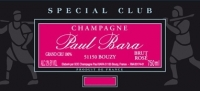 Champagne Special Club Rosé Grand Cru - 2012 - Bara Paul
