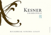 Chardonnay Rockbreak Vineyard  - 2016 - Kesner