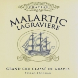Chateau Malartic Lagraviere rouge - 2010 -
