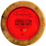Sheep Cheese with Black Garlic 2,5 kg - QuesOncala