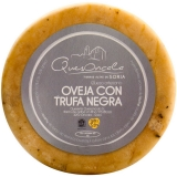 Sheep Cheese with Black Truffle 2,5 kg - QuesOncala