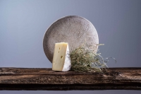 Sextner alp cheese approx. 500 gr. - cheese dairy Sexten