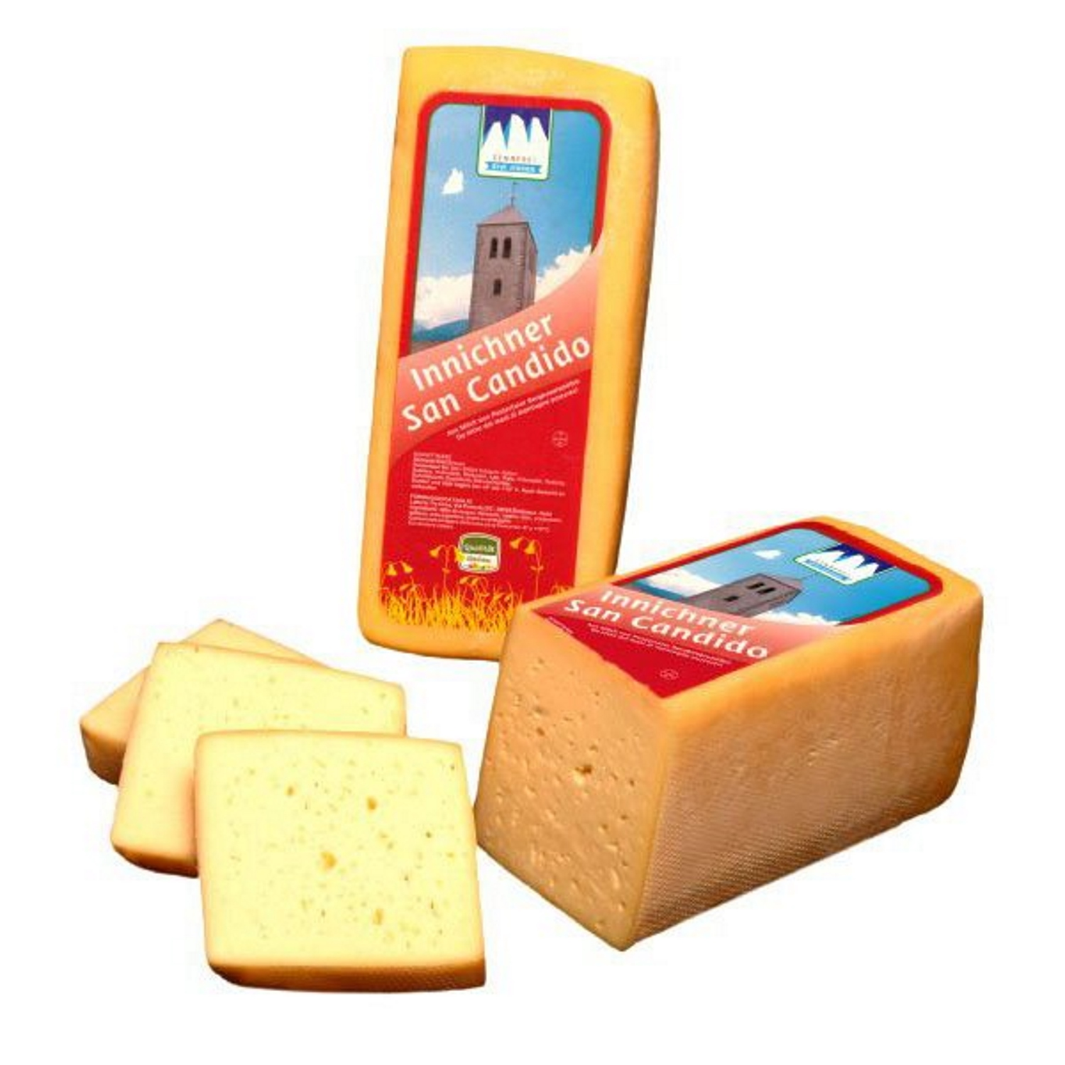 Innichner pole cheese form appr. 3,50 kg. - Dairy Three Peaks