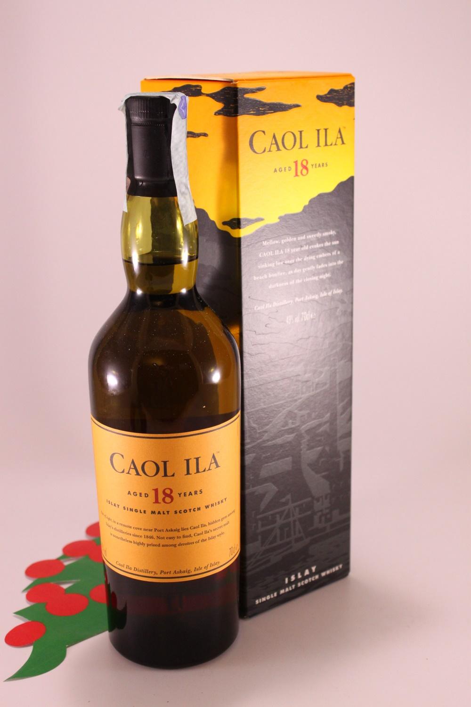 Ama Y Esclavo Porno whisky caol ila 18 y 43 % 70 cl. - h&h shop