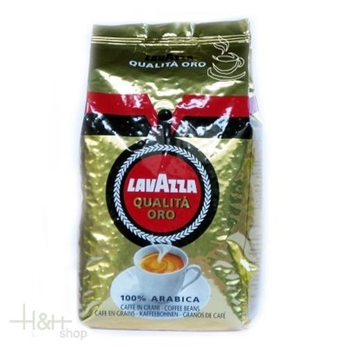 kaffee espresso lavazza qualita oro bohnen 1 kg h h shop. Black Bedroom Furniture Sets. Home Design Ideas