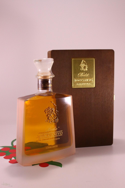Roccanivo Barbera 45 % 70 cl. - 2010 - Distillery Berta
