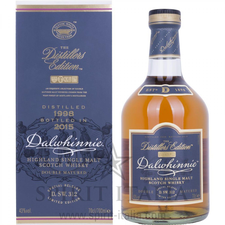 Dalwhinnie Distillers Edition 2015/1998 Oloroso Cask GB 43 ...  Dalwhinnie Dist...