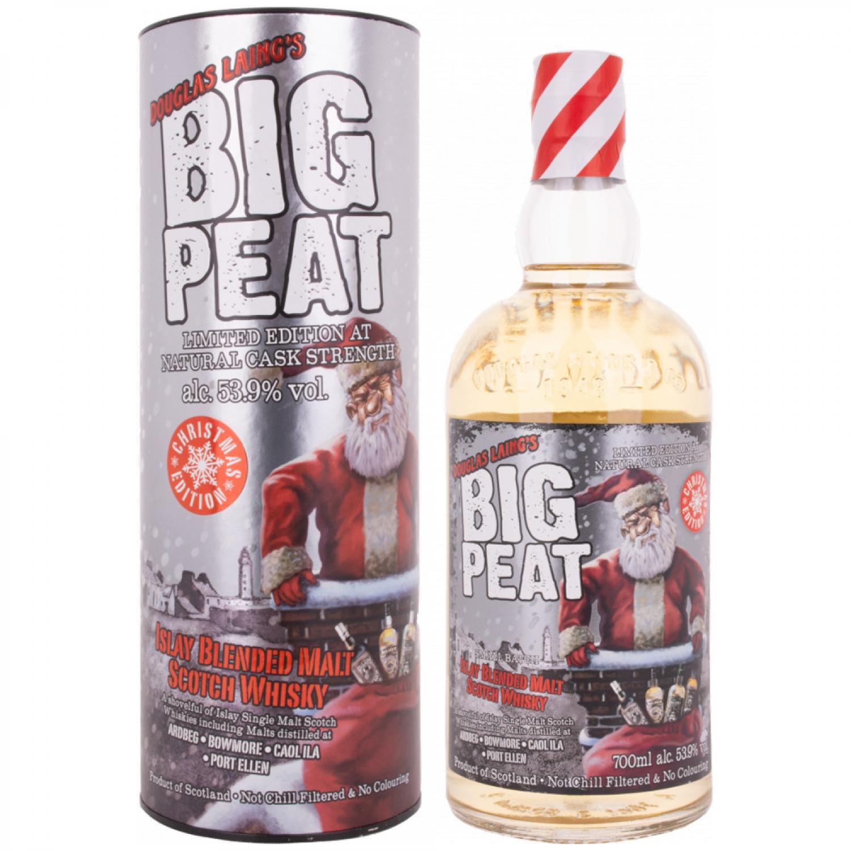 Douglas Edition Limited Big Laing Christmas Malt Blended Islay Peat AXrA4xwtq