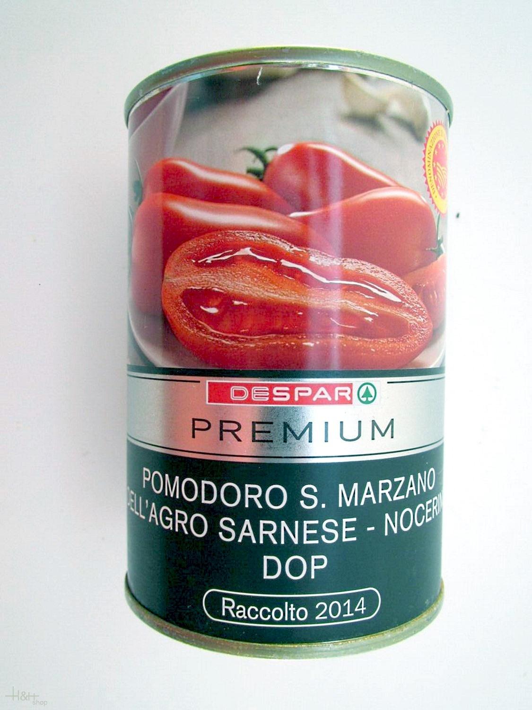 tomaten san marzano d o p 400 gr premium despar h h shop. Black Bedroom Furniture Sets. Home Design Ideas