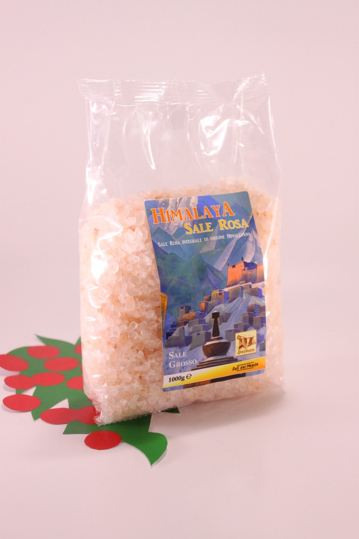 Rosa Salz Vom Himalaya Grob 1 Kg Salz Aus Aller Welt Ebay