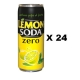 Lemonsoda Zero Dose 24 x 330 ml. - Campari Group Orange Soda