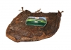 Ham bacon South Tyrol P.G.I. 1/1 appr. 4.5 kg - Kofler Speck