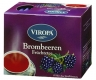 Blackberry Fruit tea 15 tea bags - Viropa