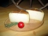 Sardinian sheep's milk cheese Pecorino sardo