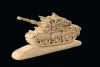 Tank 3D-Puzzle in natural wood - Dolfi