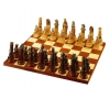 Warriors Chess Set handworked & coloured - Dolfi