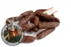Sarntaler Deer Sausages smoked L. Moser 10 pc. - approx. 500 gr.