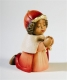 King Baldassarre Nativity Aurora - Dolfi Wood Sculptures