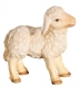 Lamb Nativity Leonardo - Dolfi Wood Carving