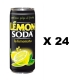 Lemonsoda Dose 24 x 330 ml. - Campari Group Lemon Soda