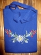 South Tyrolean farm apron blue - The South Tyrolean original