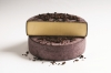 Cheese fr. high mountain huts in Lagrein wine DEGUST app. 500 gr.