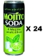 Mojitosoda 24 can x 330 ml. - Campari Group Aperitivo Lemon Soda