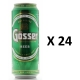 Pale Beer Gösser tin 24 x 50 cl. - Gösser