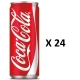 Coca Cola Sleek Can 24 x 330 ml.