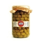 Stuffed olives w/anchovies and capers in olive oil  1700 ml. - Rocca 1870