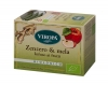 Ginger & Apple tea organic 15 tea bags - Viropa