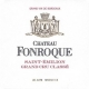 Chateau Fonroque Grand Cru Classe - 2009 - 0,75 lt. - Fonroque