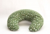 Cushion for the neck - green - 30 x 32 cm -  Feichter Bernhard