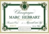 Champagne Brut Selection 1er Cru NV - Hebrart Marc
