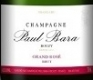 Champagne Grand Rose Brut Grand Cru NV Demi 0,375 lt. - Bara Paul