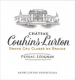 Chateau Couhins Lurtonblanc - 2014 -