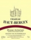 Chateau Haut Bergey rouge - 2015 -